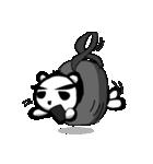 スケルトンパンダのスケパン(個別スタンプ:18)