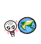 The Lover by Viccvoon Worldwide Version(個別スタンプ:14)