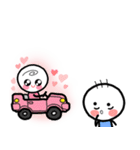 The Lover by Viccvoon Worldwide Version(個別スタンプ:18)