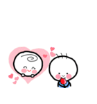 The Lover by Viccvoon Worldwide Version(個別スタンプ:20)
