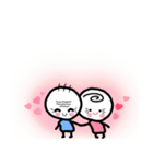 The Lover by Viccvoon Worldwide Version(個別スタンプ:40)
