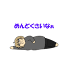 こんにちわ。由紀子です。(個別スタンプ:05)