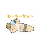 こんにちわ。由紀子です。(個別スタンプ:12)