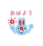 くれよん動物園(個別スタンプ:09)