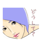 パステル乙女(個別スタンプ:01)