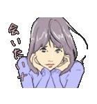 パステル乙女(個別スタンプ:11)