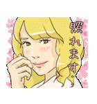 パステル乙女(個別スタンプ:15)