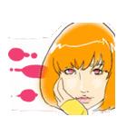 パステル乙女(個別スタンプ:20)