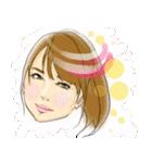 パステル乙女(個別スタンプ:26)
