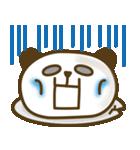 ぱんだスイーツ【ほのぼの日和】(個別スタンプ:27)