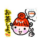赤毛のくるり(個別スタンプ:03)