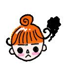 赤毛のくるり(個別スタンプ:18)
