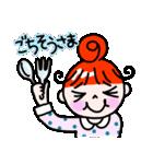 赤毛のくるり(個別スタンプ:32)