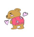 かわいい豚が好きなカバンを持ちお出かけ(個別スタンプ:13)