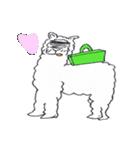 かわいい豚が好きなカバンを持ちお出かけ(個別スタンプ:35)
