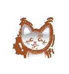 かわいいネコさん(個別スタンプ:22)