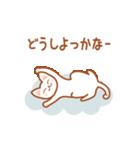 かわいいネコさん(個別スタンプ:27)