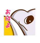 雲あしぃと仲間たち(個別スタンプ:09)