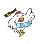 干支カレンダー【酉】(個別スタンプ:13)