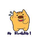 干支カレンダー【亥】(個別スタンプ:34)