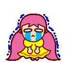 ちっちゃい女の子(文字無し)(個別スタンプ:08)