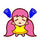 ちっちゃい女の子(文字無し)(個別スタンプ:10)