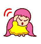 ちっちゃい女の子(文字無し)(個別スタンプ:19)