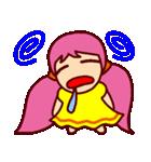 ちっちゃい女の子(文字無し)(個別スタンプ:32)