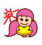 ちっちゃい女の子(文字無し)(個別スタンプ:37)