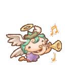 天使たちのつぶやき(個別スタンプ:05)