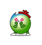 ファイトつっちーNo.1(個別スタンプ:01)