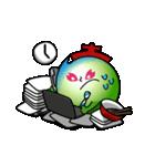 ファイトつっちーNo.1(個別スタンプ:34)