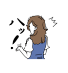 ノペ子の日常 ~OL編~(個別スタンプ:8)