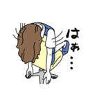 ノペ子の日常 ~OL編~(個別スタンプ:10)