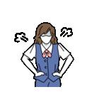 ノペ子の日常 ~OL編~(個別スタンプ:13)