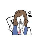 ノペ子の日常 ~OL編~(個別スタンプ:16)
