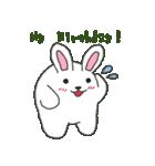 干支カレンダー【卯】(個別スタンプ:34)