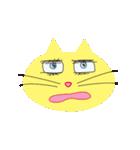 キラキラ目の猫(個別スタンプ:16)