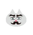 キラキラ目の猫(個別スタンプ:23)