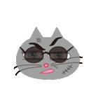 キラキラ目の猫(個別スタンプ:28)