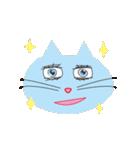 キラキラ目の猫(個別スタンプ:31)