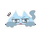 キラキラ目の猫(個別スタンプ:35)