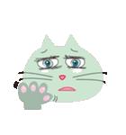 キラキラ目の猫(個別スタンプ:36)