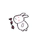 ウサギのウサピョン (日本語版)(個別スタンプ:18)