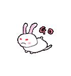 ウサギのウサピョン (日本語版)(個別スタンプ:27)