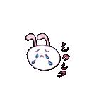 ウサギのウサピョン (日本語版)(個別スタンプ:28)