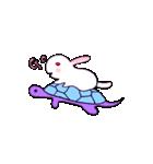 ウサギのウサピョン (日本語版)(個別スタンプ:37)