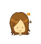 Stupid girl(個別スタンプ:04)