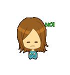 Stupid girl(個別スタンプ:08)