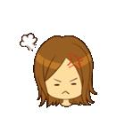 Stupid girl(個別スタンプ:10)